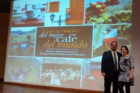 THR presented the Tourism Strategic Plan for the Coffee Cultural Landscape