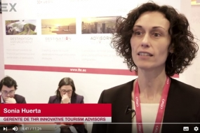 Tourism innovation goes international at Fitur Know-How & Export