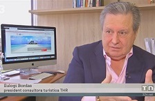 A bad summer for Barcelona tourism, it is neccesary to change the strategy (TV3)