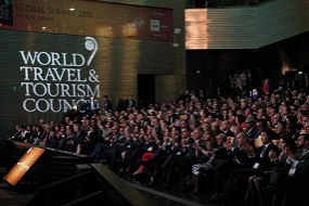 THR attend the WTTC Global Summit 2019 held in Seville
